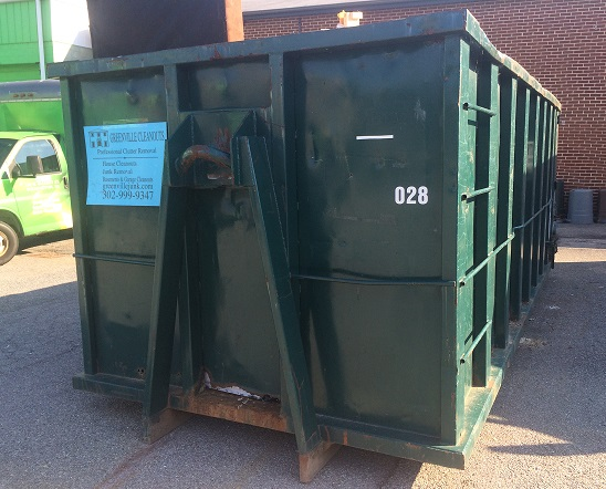New Castle County home cleanouts